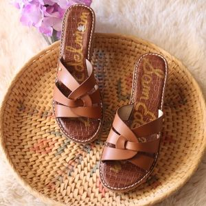 Sam Edelman Reynere Wedge Sandals